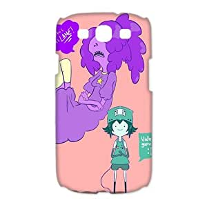 Design Cute Cartoon Beemo Adventure Tim Pictures Hard Plastic Protective Durable Shell for Samsung Galaxy S3 I9300 Case-5