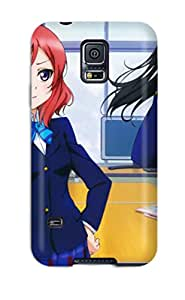 Akram Alzoubi's Shop 9255582K75108624 Snap-on Nico-nico Nii~ Case Cover Skin Compatible With Galaxy S5