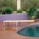 18'' U Style Diving Standards Copper Vein .065'' wall thickness - Pool Diving Boards - Stands and Springs Only