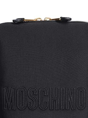 Donna Spalla Nero Moschino Poliestere Borsa 740782062555 A EwHwStq8