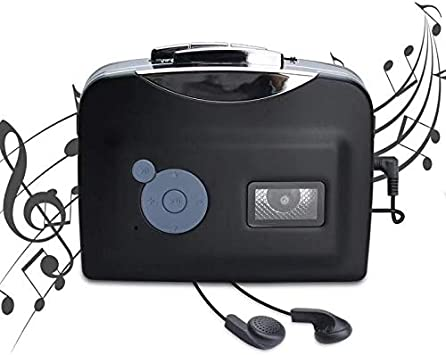Lychee Tragbare Kassettenspieler Kassette Zu Mp3 Elektronik