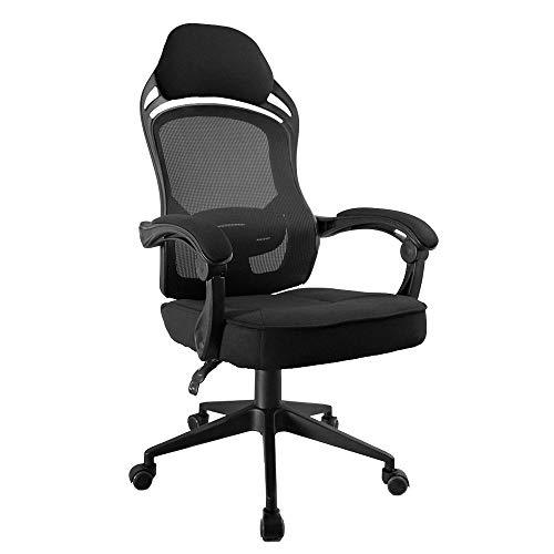 Cadeira Escritório Presidente Gamer Preta NEW Conforsit 4911