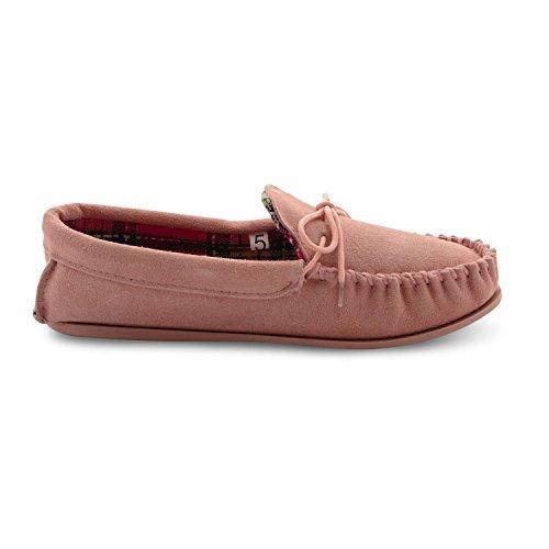 pink Donna tartan Ubershoes Pantofole Pantofole Ubershoes wxzOttq8vI
