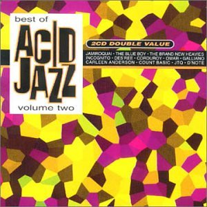 Best of Acid Jazz Volume 2 by Gtv