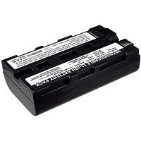 Battery2go - 1 year warranty - 7.4V Battery For Sony MVC-FD90, CCD-TRV68, CCD-TRV720, CCD-TRV87E, DSR-DU1 (Video Disk Unit)