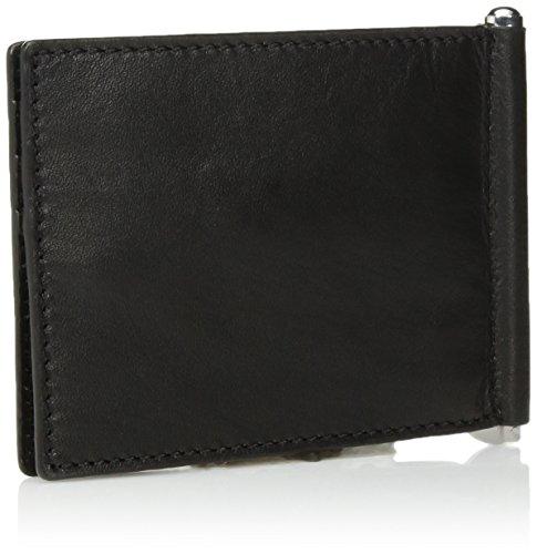 Hinged Haan Cole Grand Men's Washington Haan Bifold Men's Wallet Cole Washington Black xqn8ZZIF
