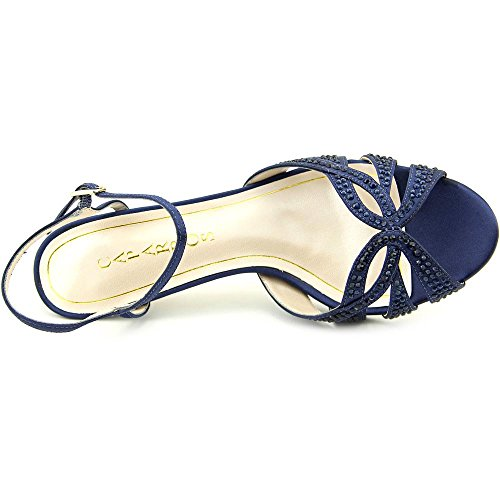 Caparros Womens Heirloom Sandal True Blue Satin I8NxX9