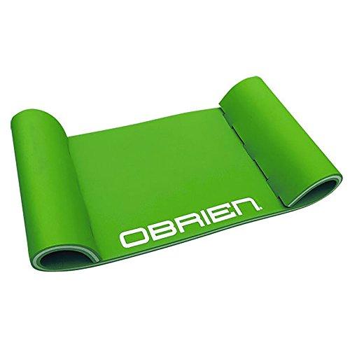 - O'Brien Foam Hammock Lounge Towable, 78 x 24, Green