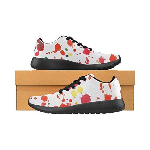 Comfort Lightweight Womens Running InterestPrint Sports Sneaker Jogging Shoes Go Walking Easy Athletic B6wU8