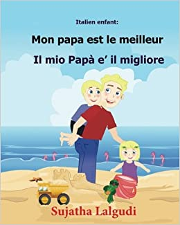 Italien Enfant Mon Papa Est Le Meilleur Papa Enfant D