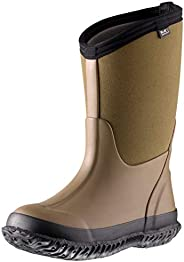 MCIKCC The Four Seasons rain Boot,Snowboots, Waterproof and Warm, Suitable for Toddlers and Children, Boys and