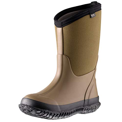 kids army boots - 9