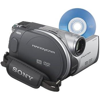 amazon com sony dcr dvd301 1mp dvd handycam camcorder w 10x rh amazon com sony dcr dvd101 dvd handycam camcorder manual Sony DCR- SR200