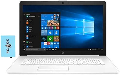 "HP 17z-ca200 Home and Business Laptop (AMD Athlon Gold 3150U 2-Core, 8GB RAM, 2TB HDD, AMD Radeon Graphics, 17.3"" HD+ (1600x900), WiFi, Bluetooth, Webcam, 2xUSB 3.1, 1xHDMI, Win 10 Home) with Hub"