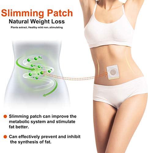Slimming Sticker, Weight Loss Sticker, Slimming Tightening Sticker for Shaping Waist, Abdomen and Buttocks.(30Pcs) 4