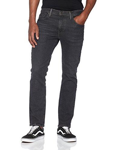 Levi's 511 Slim Fit - Jeans para Hombre Negro (Lorimer 2312)