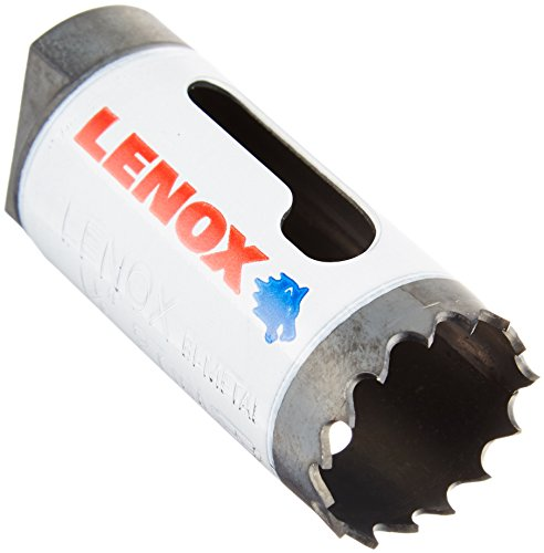 LENOX Tools Bi-Metal Speed Slot Hole Saw with T3 Technology 1-116