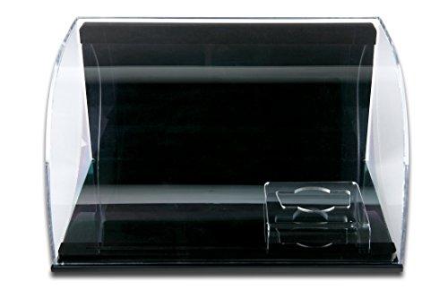 Upper Deck 'Curve' Multi-Purpose Memorabilia & Collectibles Display Case (Horizontal 8 x 10 Version)