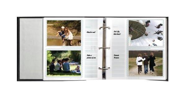 Pioneer 46mp Photo Albums Memo Pocket Album Refill Two Pack Wlm
