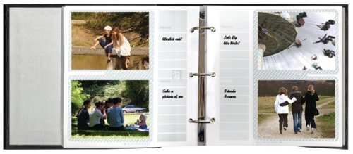 40 PHOTOS REFILL PAGES FOR PIONEER BL-200 - Photo Album 4x6 40 Photos