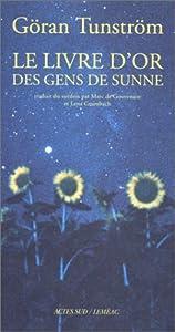 """Afficher """"Le livre d'or des gens de Sunne"""""""