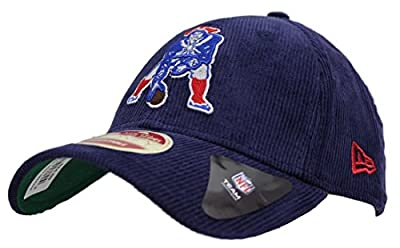 "New England Patriots New Era NFL 9Forty ""Historic Team Cord"" Adjustable Hat by New Era"