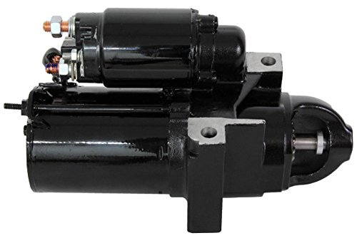 NEW STARTER MOTOR FITS 2007 2008 2009 HYSTER LIFT TRUCK S120FT S80FT 4.3L GM 1640531 1640531 (Lift Hyster)
