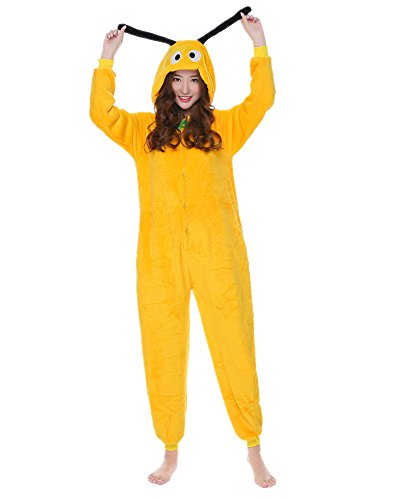 Goofy Pajama Costumes (kxry Adult Unisex Animal Pajamas Onesies Kigurumi Cosplay Costume Christmas Gift (Medium, Goofy))