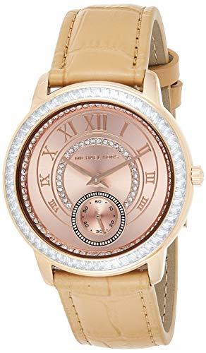 Michael Kors Women's Madelyn Rose Gold-Tone Watch MK2448