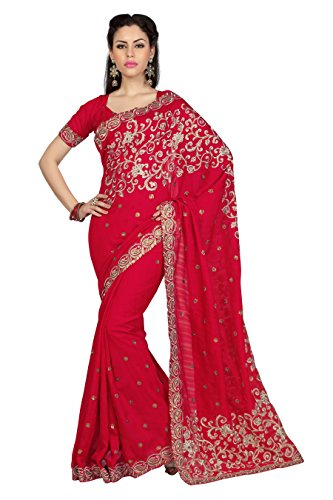 Bollywood Women's Indian Ethnic Designer Maroon color Bhagalpuri Silk Party Wedding Sari With saree Blouse Unstitched
