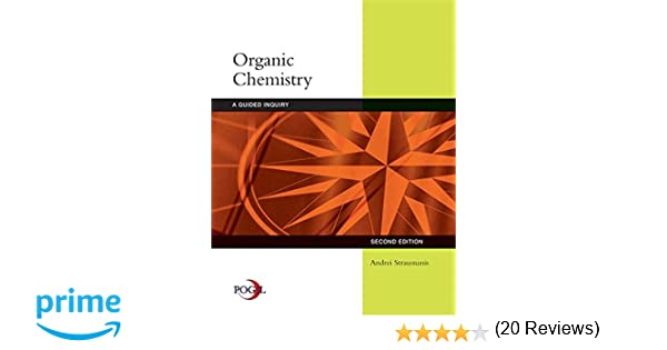 Amazon organic chemistry a guided inquiry 9780618974122 amazon organic chemistry a guided inquiry 9780618974122 andrei straumanis books fandeluxe Images