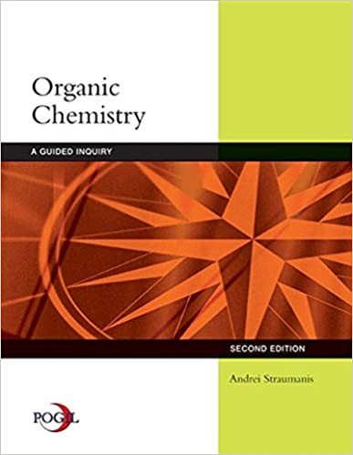 Amazon organic chemistry a guided inquiry 9780618974122 organic chemistry a guided inquiry 2nd edition fandeluxe Images