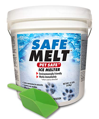 HARRIS Safe Melt Pet Friendly Ice and Snow Melter