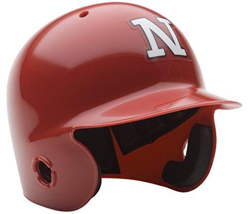 NEBRASKA CORNHUSKERS NCAA Schutt Authentic MINI Baseball Batter's / Batting (Authentic Mini Batting Helmet)