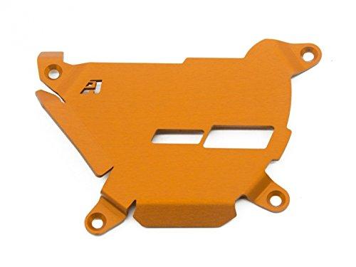 AltRider SA15-3-1118 Orange Clutch Side Engine Case Cover (KTM 1290 Super Adventure)
