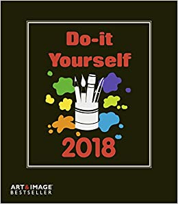 2018 do it yourself calendar black 21 x 24 cm 2018 do it yourself calendar black 21 x 24 cm amazon teneues calendars stationery 4002725955845 books solutioingenieria Choice Image