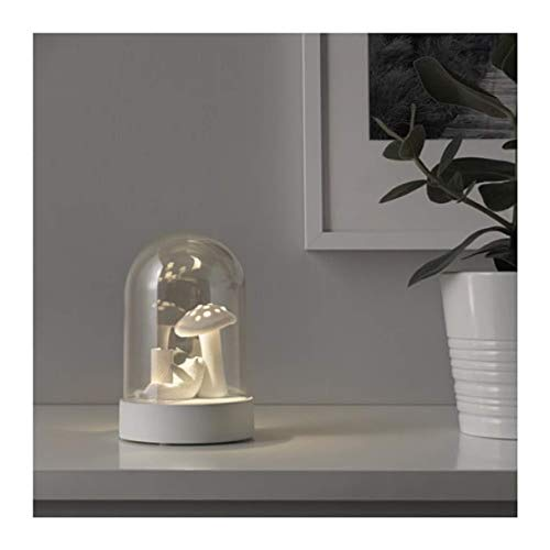IKEA Strala LED Table Decoration Hedgehog White 104.067.16