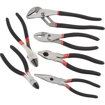 Ironton Combination Pliers Set – 6-Pc.