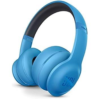 JBL Everest 300 Wireless Bluetooth On-Ear Headphones (Blue)