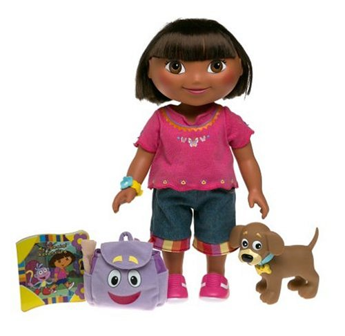 Fisher-Price Dora the Explorer: Dress-Up Adventure Dora