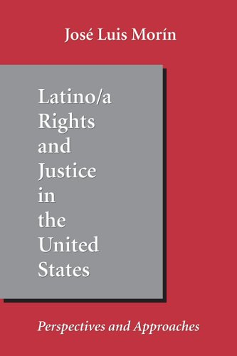 Download Latino Rights And Justice In The United States: Perspectives And Approaches pdf epub