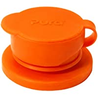 Pura Sport Big Mouth Silicone Sport Top (Plastic Free, NonToxic Certified, BPA Free)