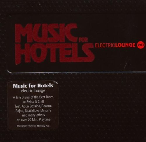 - Music for Hotels-Electric Lounge by Various