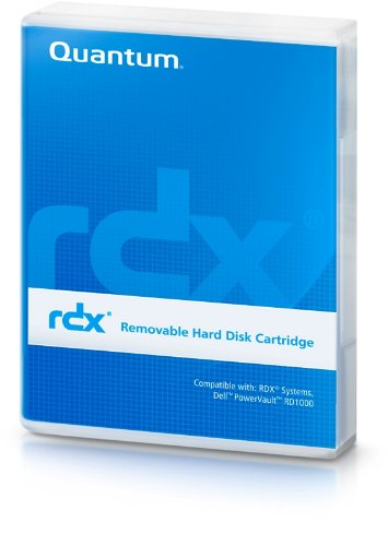 500GB Rdx Cartridge by Quantum