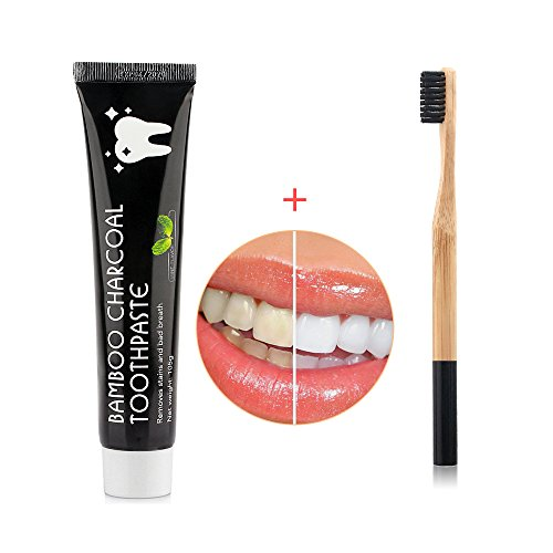 HailiCare Teeth Whitening Kit Toothbrush