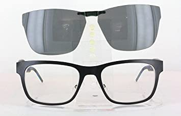 de842b2fdfea Image Unavailable. Image not available for. Color  CHRISTIAN DIOR  DIOR0191-53X19-AIR POLARIZED CLIP-ON SUNGLASSES