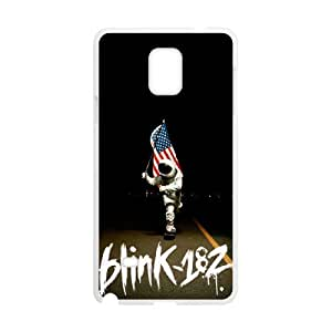 Samsung Galaxy Note 4 Phone Case Cover Blink 182 ( by one free one ) B62738