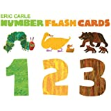 Eric Carle Numbers Flashcards 123