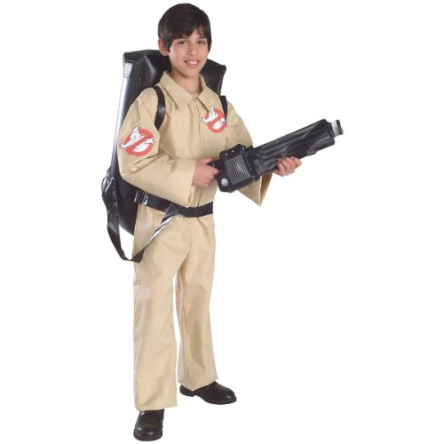 (Ghostbusters Child's Costume, Large)