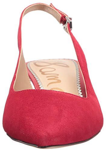 how much cheap price Cheapest Sam Edelman Women's Ludlow Pump True Red Suede cheap sale very cheap sale online shopping sale professional ro9O0Pl75